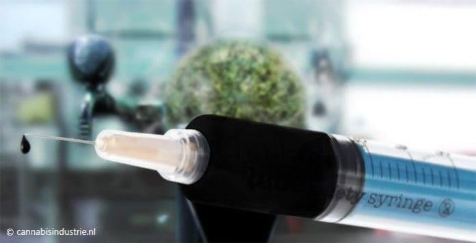 medicinale cannabis cbd extracten cbg technologische doorbraak cannabis olie wietexperiment wietproef wietolie
