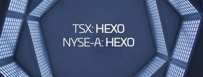 Hexo Corp aandelen