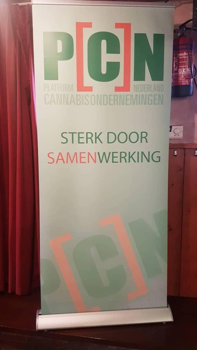 Platform Cannabis Ondernemingen Nederland PCN Meet Greet