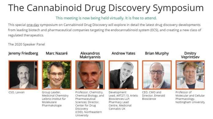 The Cannabinoid Drug Discovery Symposium