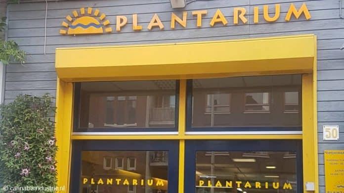 growshop plantarium nijmegen column