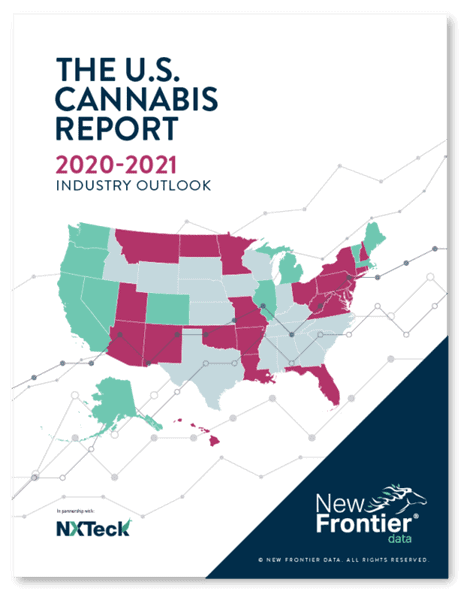Amerikaanse legale cannabismarkt