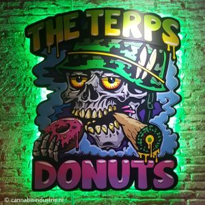 The Terps Donuts Terpsarmy