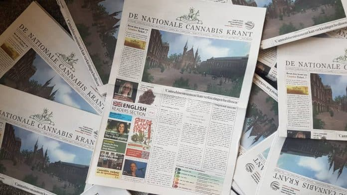 De Nationale Cannabis Krant