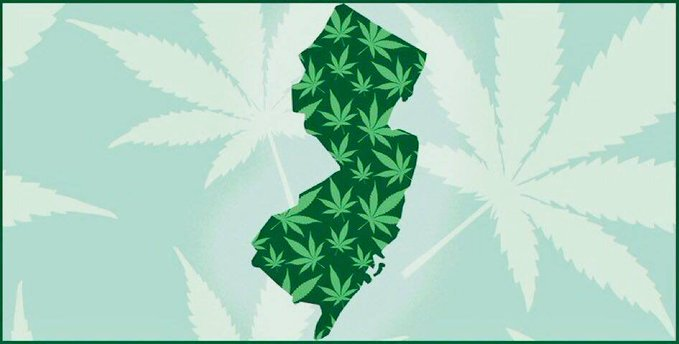 New Jersey cannabis legalisatie gelegaliseerd legaliseren