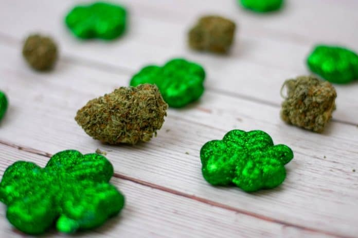 stimulus checks vs legale cannabis verkoop
