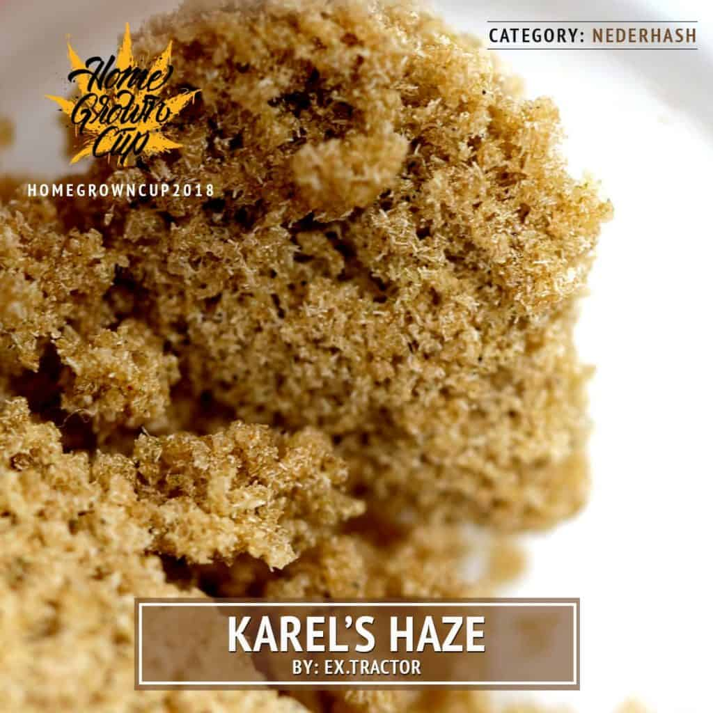 dry freezer ice-o-lator karel's haze