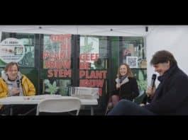 Paul Depla Greetje Bos VVD cannabis regulering dubbelinterview interview Breda CannaStemBus