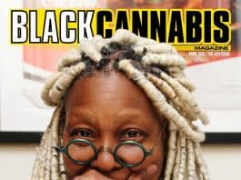 Black Cannabis Magazine Whoopi Goldberg