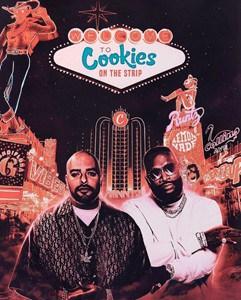 Cookies Berner Strip Las Vegas Nevada