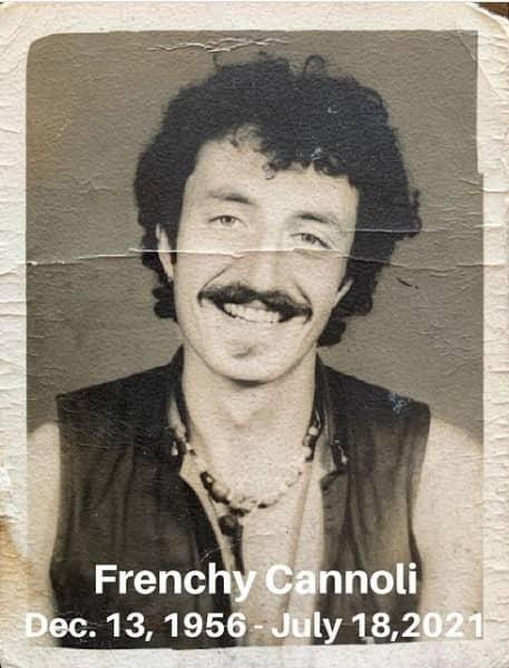 Frenchy Cannoli overleden