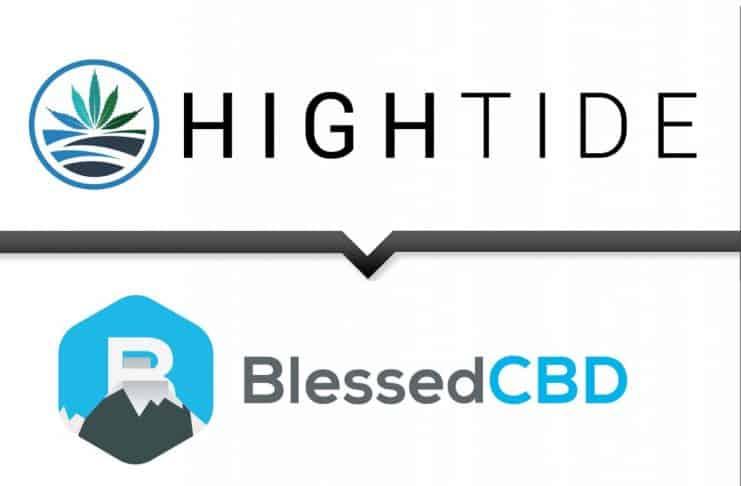 high tide blessed cbd overname